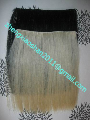 Horse hair wefts &